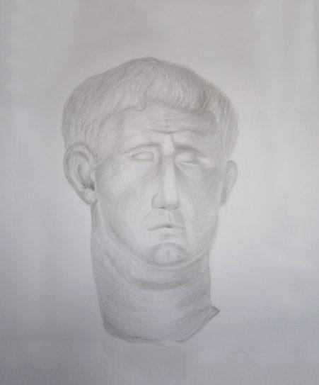 Рисунка на ученик от Студио Арти