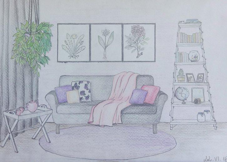 рисуване рисунка
