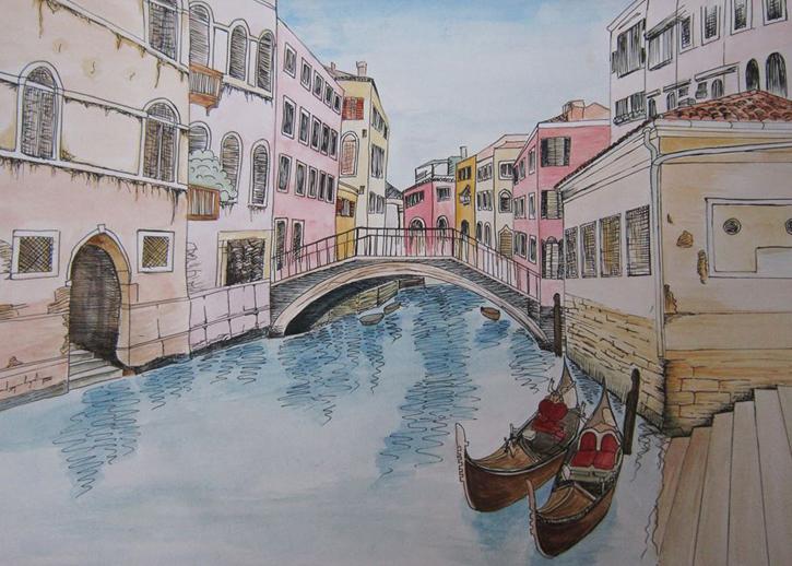 Пейзаж - Венеция