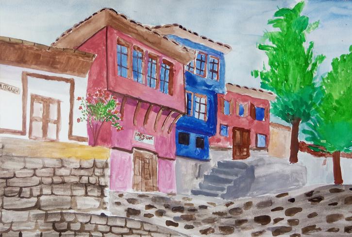 рисунка на Ема от Студио Арти